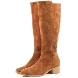 Italeau Fiamma Water Resistant Knee High Boots